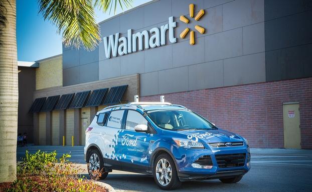 Ford and Wal-Mart collaborate to test autonomous car ... Walmart Trailer Wiring on walmart camping supplies, walmart golf cart, walmart shipping containers, walmart cranes, walmart roadside assistance, walmart riding lawnmower, walmart galesburg il, walmart trucking companies, walmart new releases, walmart snapper mowers, walmart tubes, walmart car products, walmart new tractor, walmart insurance, walmart mini scooters, walmart camp stoves, walmart electric mopeds, walmart small airplanes, walmart peterbilt, walmart trucks,