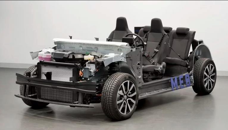 Volkswagen's modular platform for electric vehicles welcomes its first external partner