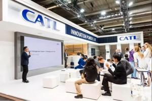 Ningde era many technologies unveiled at the Frankfurt Motor Show