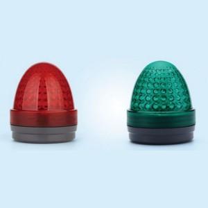 Pequeña advertencia LED luz de advertencia Una capa indicadora Equipo de luz de señal de múltiples colores con L0050 timbre CT