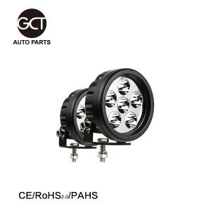 18W LED rotondo lavoro vettura leggera veicolo leggero lavoro della lampada modificato CT L0024