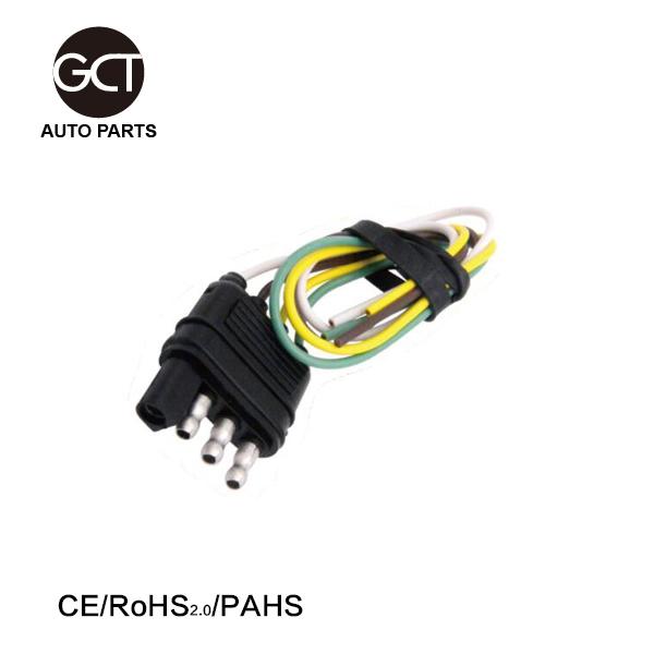 4 way Van/Caravan/Yacht connector wiring cable set Featured Image