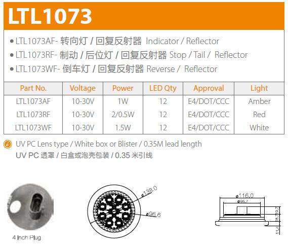 LTL1073 F